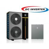Тепловой насос воздух-вода NEW Energy, 10 кВт, Split Invertor