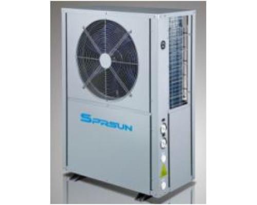 Тепловой насос воздух-вода SPRSUN ARCGK/C-12(L), 9.1 кВт