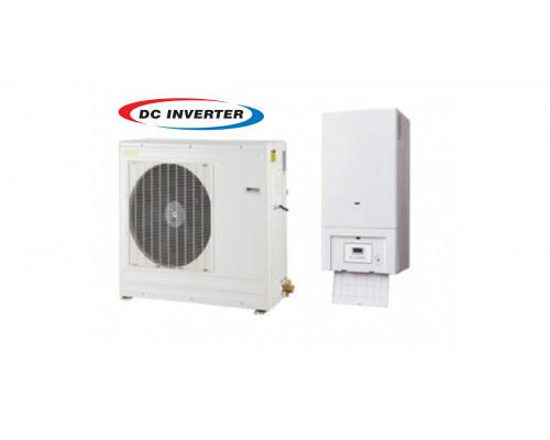 Тепловой насос воздух-вода SDDC-050-B, 5.5 кВт, EVI инвертор