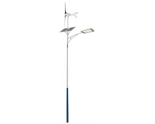 Автономный ветро-солнечный фонарь уличного освещения AR-SDWL-8009