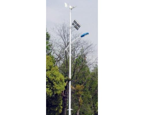 Автономный ветро-солнечный фонарь уличного освещения AR-SDWL-8101
