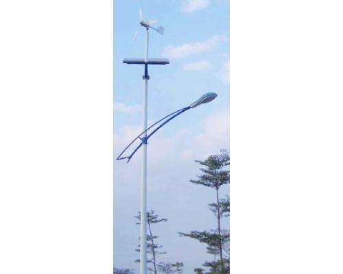 Автономный ветро-солнечный фонарь уличного освещения AR-SDWL-8103