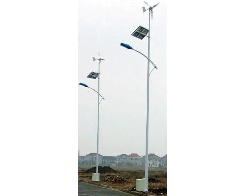 Автономный ветро-солнечный фонарь уличного освещения AR-SDWL-8105
