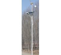 Автономный ветро-солнечный фонарь уличного освещения AR-SDWL-8109
