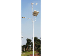 Автономный ветро-солнечный фонарь уличного освещения AR-SDWL-8112