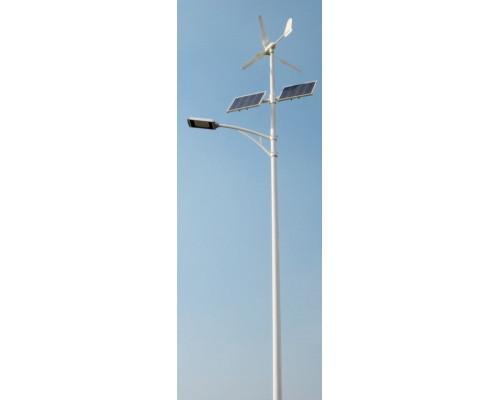 Автономный ветро-солнечный фонарь уличного освещения AR-SDWL-8113