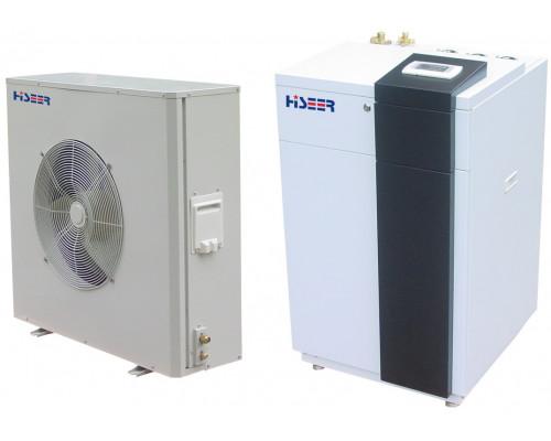 Тепловой насос воздух-вода Hiseer AS13FW/L, 13кВт