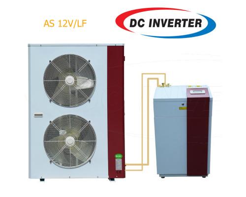 Тепловой насос воздух-вода AS 12V/LF, 12 кВт, EVI инвертор