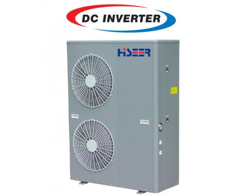 Тепловой насос воздух-вода Hiseer AS15S/L, 15кВт, инвертор